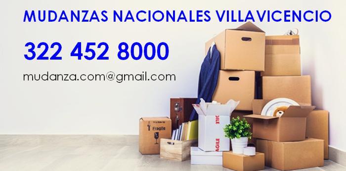 Mudanzas Nacionales Villavicencio