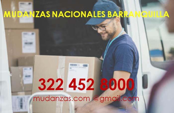Mudanza Nacionales Barranquilla