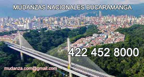 mudanzas nacionales bucaramanga